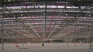 Coles Myer distribution center